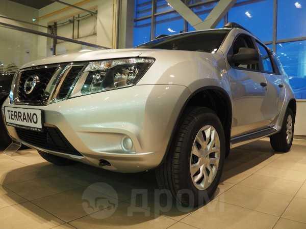 Nissan Terrano, 2017 год, 945 000 руб.