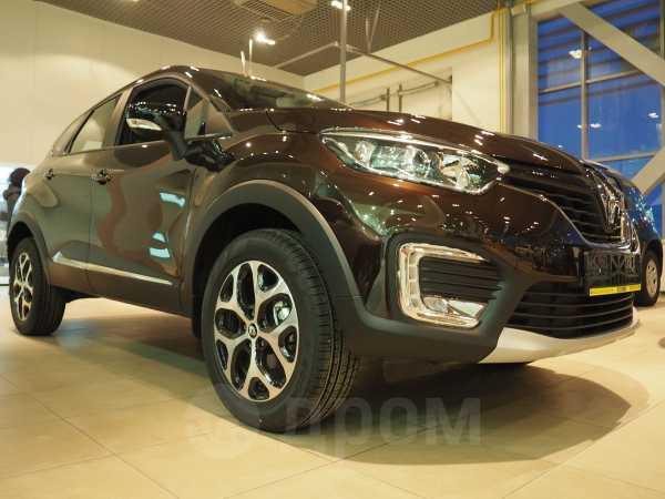 Renault Kaptur, 2017 год, 1 145 000 руб.