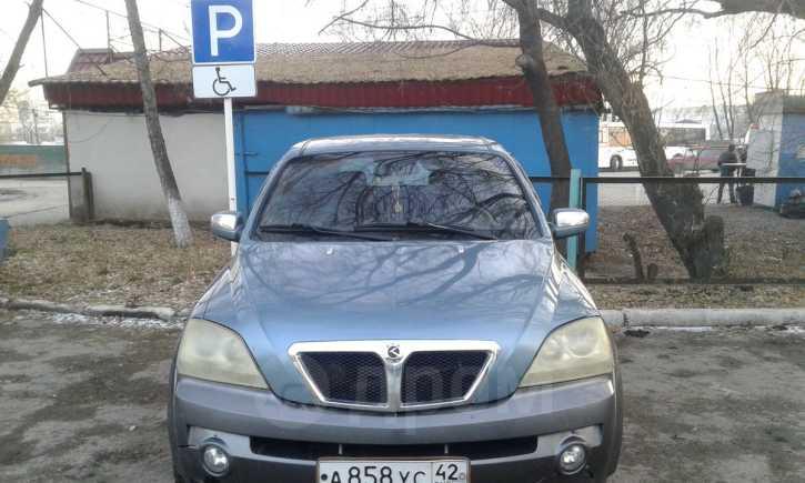 Kia Sorento, 2003 год, 315 000 руб.