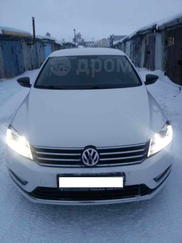Volkswagen Passat, 2014 год, 1 070 000 руб.