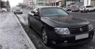 Красноярск Седрик 2000