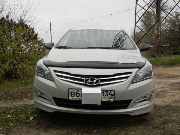 Hyundai Solaris, 2015 год, 515 000 руб.