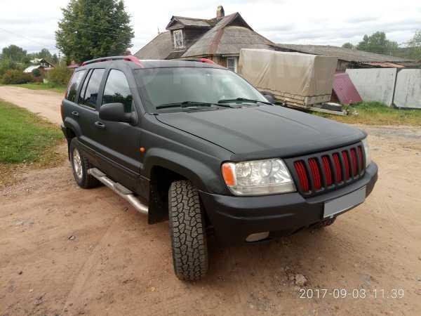 Jeep Grand Cherokee, 1999 год, 450 000 руб.