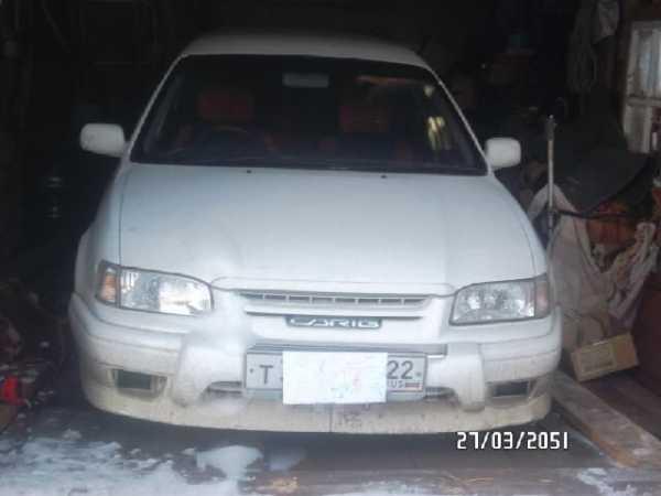 Toyota Sprinter Carib, 1999 год, 195 000 руб.