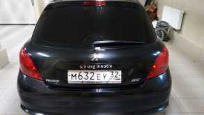 Почеп Peugeot 207 2007