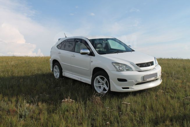 Toyota Harrier, 2003 год, 800 000 руб.