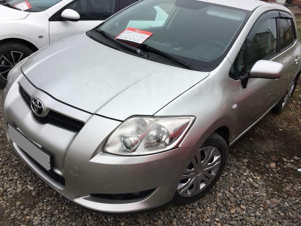 Toyota Auris, 2007 год, 410 000 руб.
