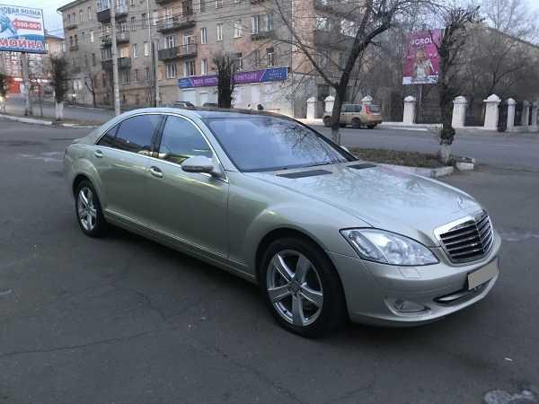 Mercedes-Benz S-Class, 2008 год, 999 000 руб.