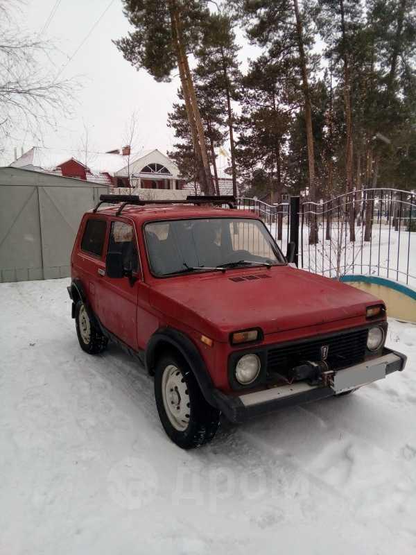 Лада 4x4 2121 Нива, 1989 год, 60 000 руб.