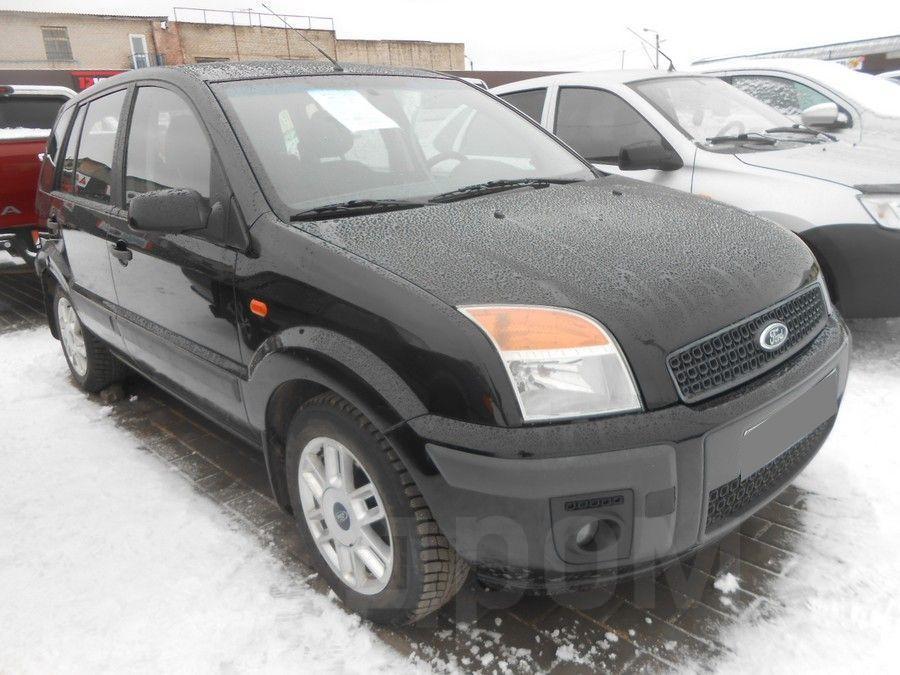 Форд фьюжен киров продажа