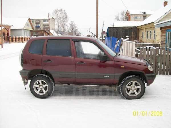 Chevrolet Niva, 2004 год, 220 000 руб.