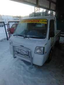 Усть-Илимск Самбар 2012
