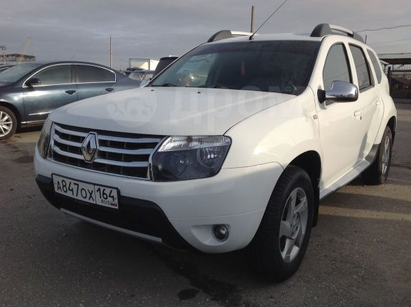 Renault Duster, 2012 год, 595 000 руб.