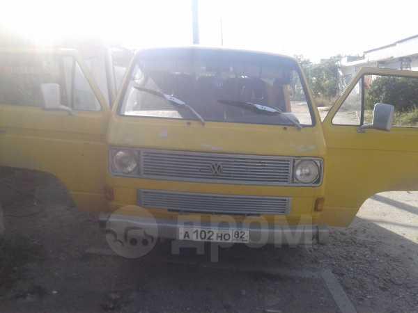 Volkswagen Transporter, 1986 год, 200 000 руб.