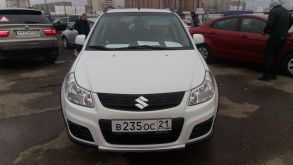 Казань SX4 2012