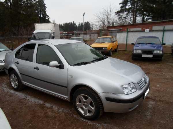 Volkswagen Bora, 2001 год, 156 000 руб.