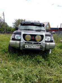 Комсомольск-на-Амуре Pajero 1997