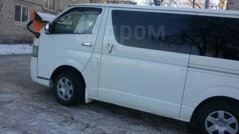 Toyota Hiace, 2007 год, 960 000 руб.