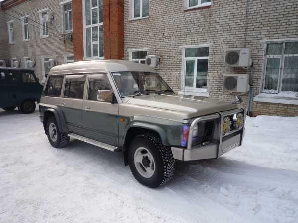 Nissan Safari, 1992 год, 600 000 руб.