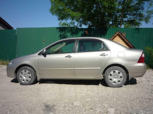 Toyota Corolla, 2006 год, 340 000 руб.