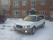Томск Форестер 2003