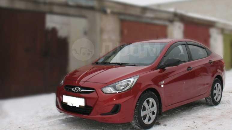 Hyundai Solaris, 2012 год, 420 000 руб.