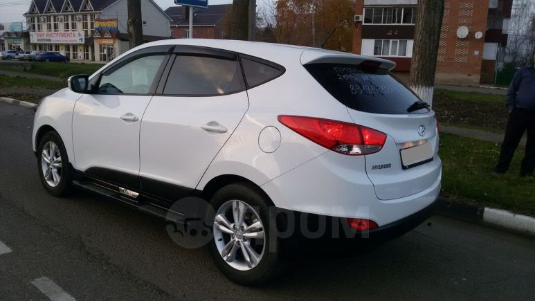 Hyundai ix35, 2013 год, 700 000 руб.