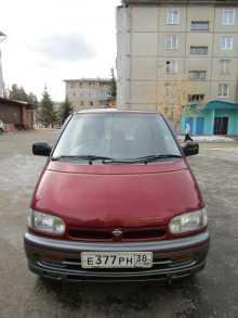 Саянск Ниссан Серена 1992