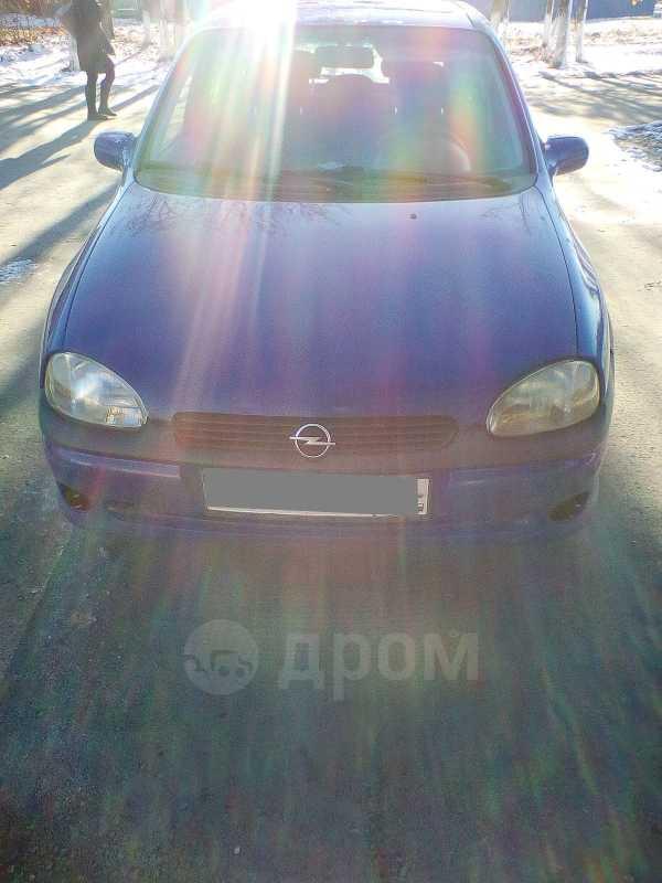 Opel Corsa, 1997 год, 95 000 руб.