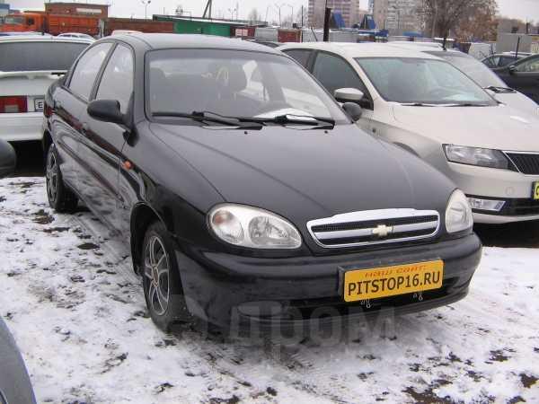 Chevrolet Lanos, 2007 год, 122 000 руб.