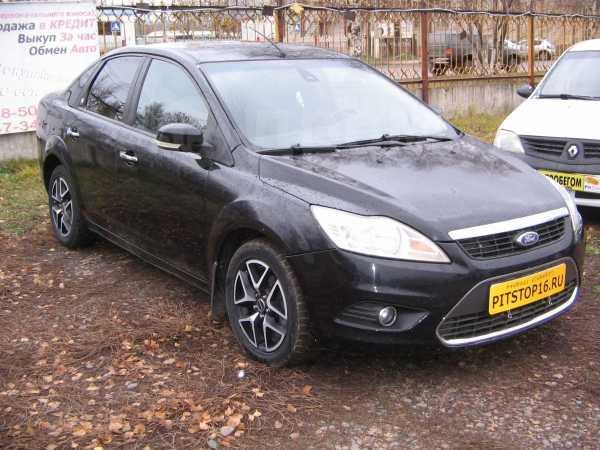 Ford Focus, 2008 год, 305 000 руб.