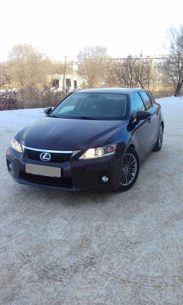 Lexus CT200h, 2012 год, 1 000 000 руб.