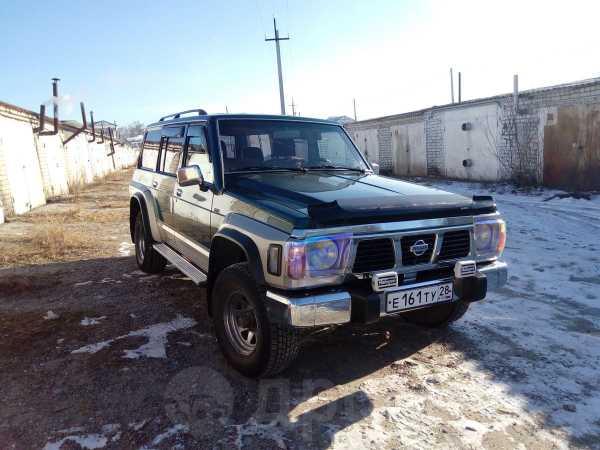 Nissan Patrol, 1997 год, 750 000 руб.