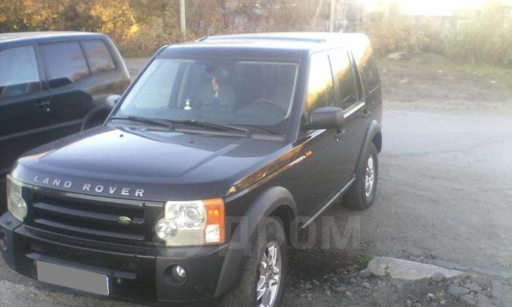 Land Rover Discovery, 2008 год, 699 000 руб.