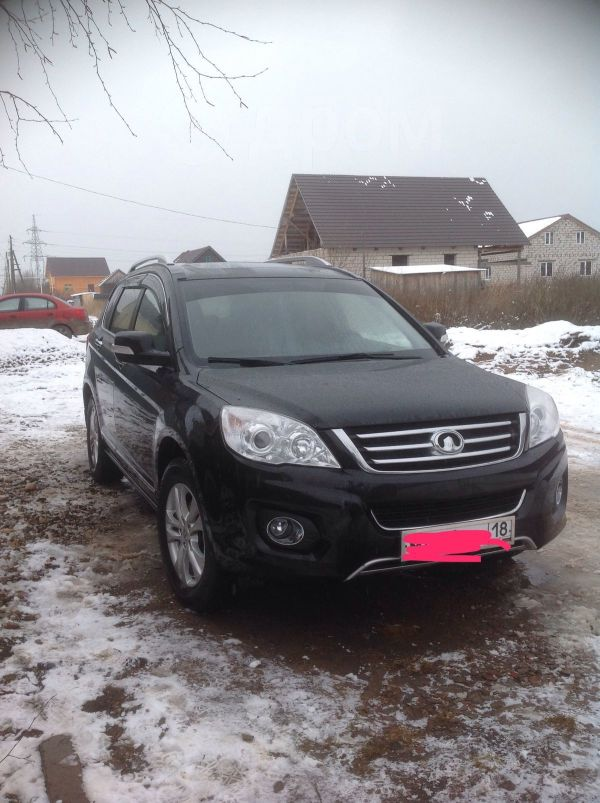 Great Wall Hover H6, 2013 год, 599 000 руб.
