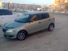 Томск Fabia 2012