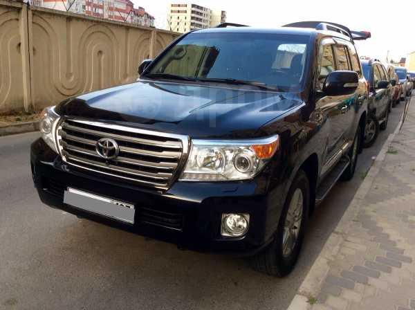 Toyota Land Cruiser, 2014 год, 2 950 000 руб.