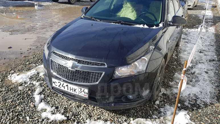Chevrolet Cruze, 2012 год, 600 000 руб.