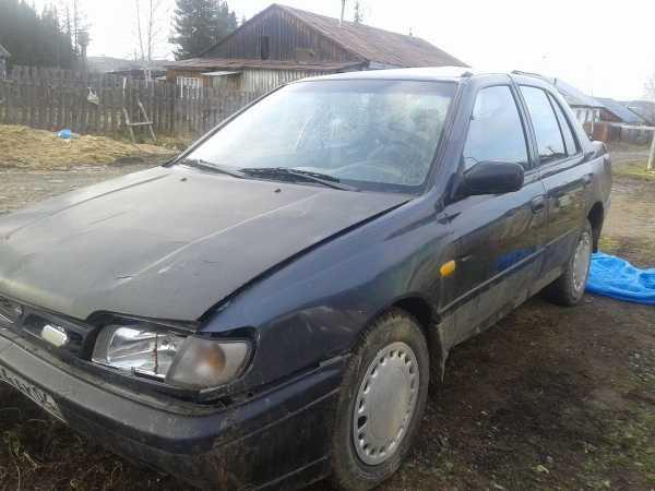 Nissan Sunny, 1991 год, 15 000 руб.