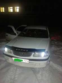 Красноярск Ниссан Санни 2000