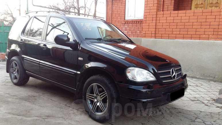 Mercedes-Benz M-Class, 2000 год, 470 000 руб.