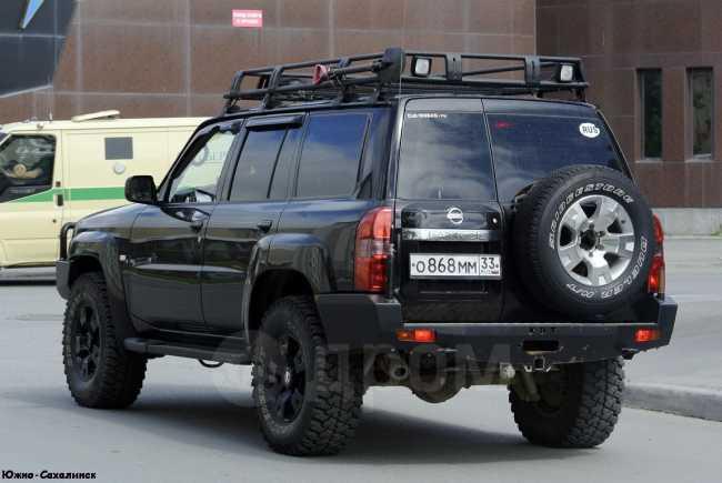 Nissan Patrol, 2005 год, 950 000 руб.