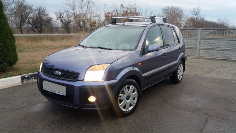Ford Fusion, 2006 год, 265 000 руб.