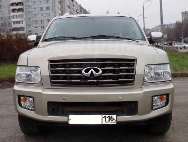 Infiniti QX56, 2008 год, 919 000 руб.