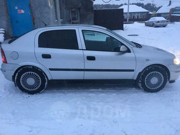 Opel Astra, 2002 год, 280 000 руб.
