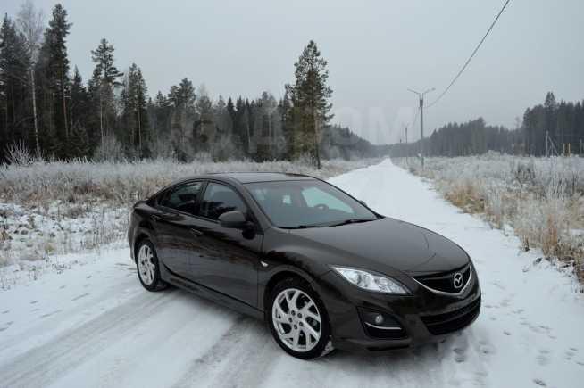 Mazda Mazda6, 2010 год, 669 000 руб.