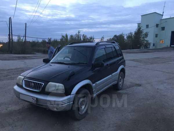Suzuki Escudo, 1999 год, 420 000 руб.