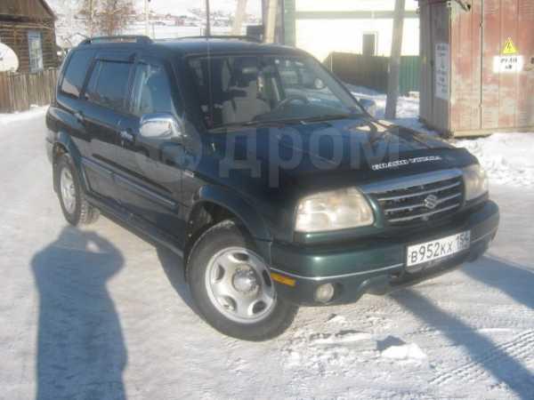 Suzuki Grand Vitara XL-7, 2001 год, 350 000 руб.