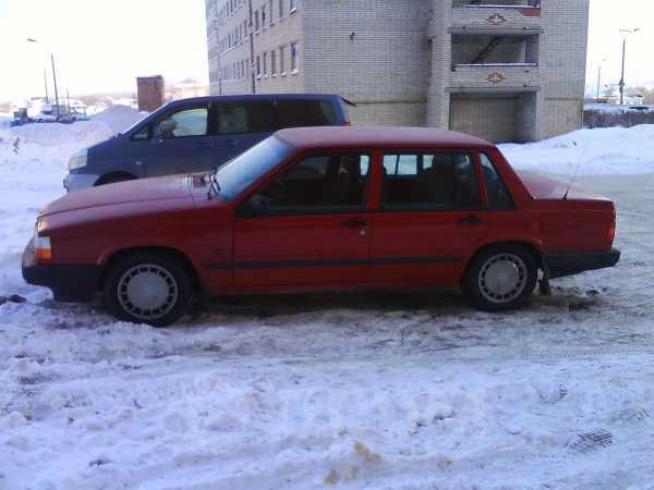 Volvo 740, 1991 год, 120 000 руб.