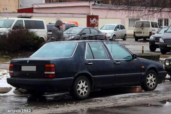 Lancia Thema, 1990 год, 540 000 руб.